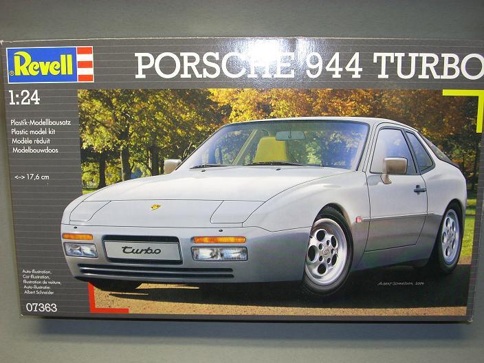 porsche 944 revell