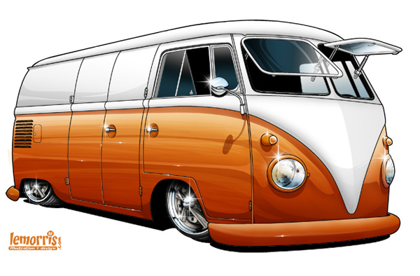 View Topic Vw T1 Delivery Van Lemorris Custom