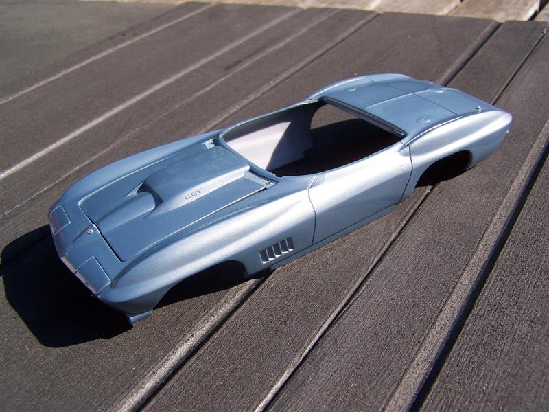 1967 chevrolet corvette con air car forums and for Interieur 010