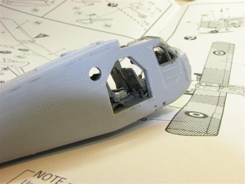 Modelbouw toon onderwerp de havilland for Cabine al torrente beaver
