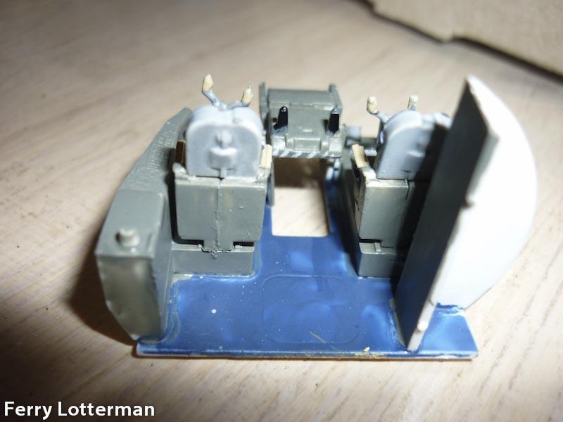 Modelbouw toon onderwerp breguet atlantic revell 1 72 done - De naad bouwen ...