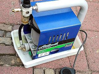 olie hand pump