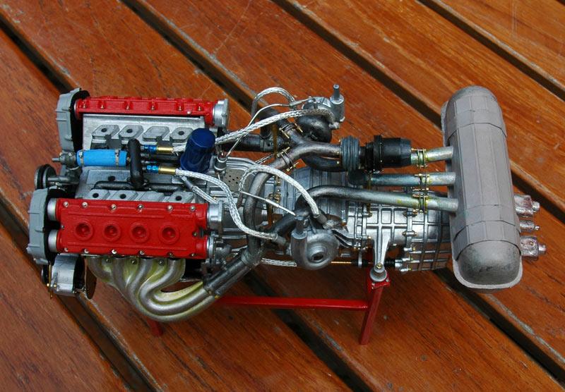 Мотор модели своими руками 843