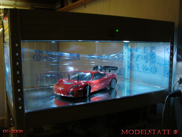 Modelbrouwers.nl modelbouw • Toon onderwerp - Eigen vitrine kast ...