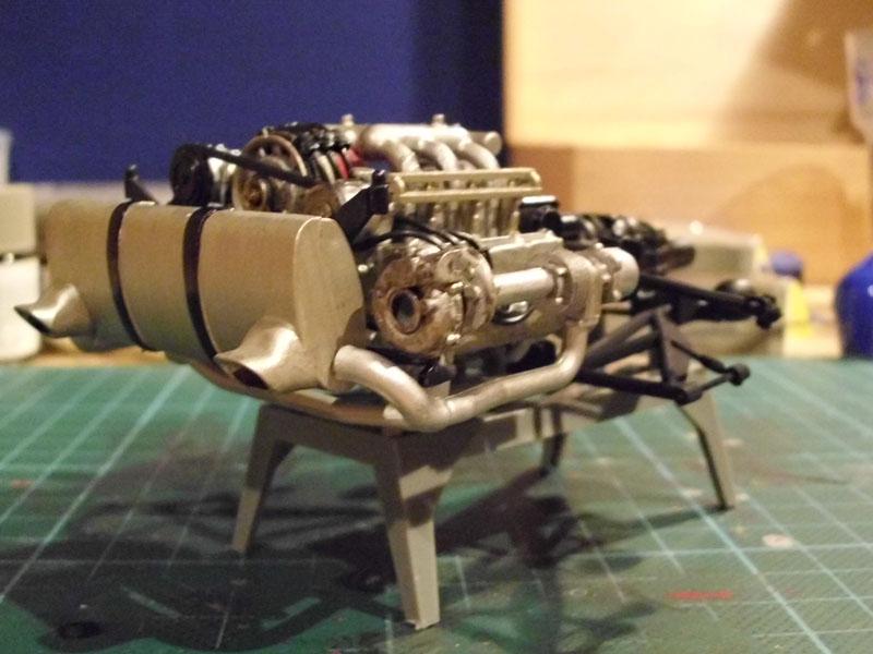 Modelbouw toon onderwerp porsche 959 fujimi 1 16 upd 12 11 - Ampm ophanging ...