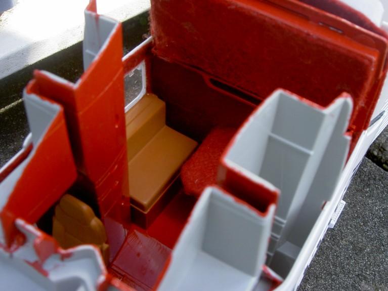 Modelbrouwers.nl modelbouw • Toon onderwerp - Mijn vrachtwagen modellen