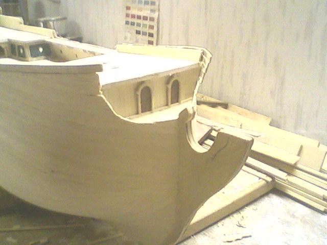 Modelbouw toon onderwerp bouwverslag noorse love - De naad bouwen ...