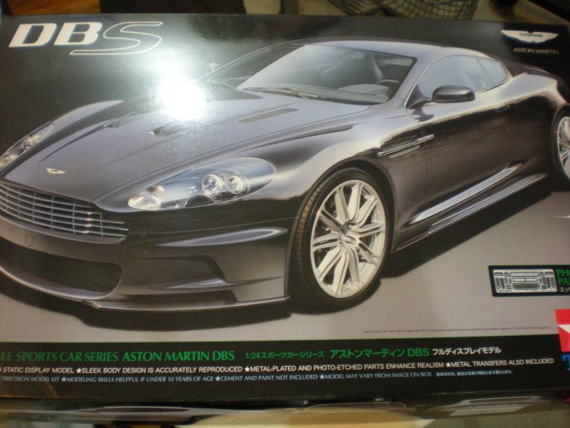 Modelbrouwers Nl Modelbouw Toon Onderwerp Aston Martin Dbs