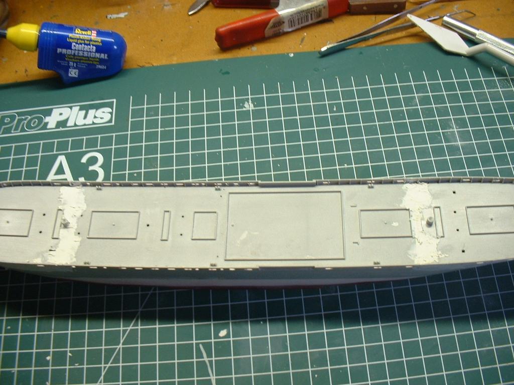 Modelbouw toon onderwerp liberty schip john w brown trumpeter 1 350 klaar - De naad bouwen ...
