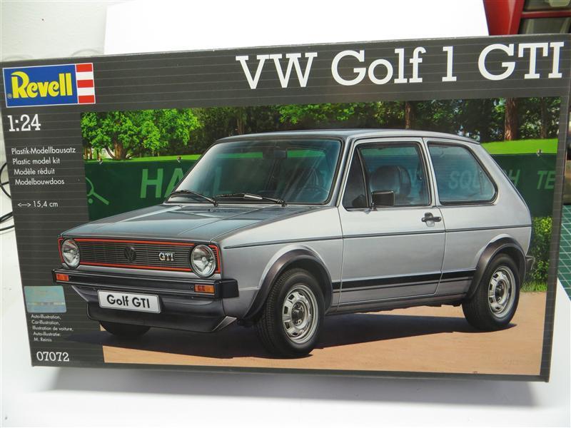 Modelbrouwersnl Modelbouw Toon Onderwerp Vw Golf Mk1