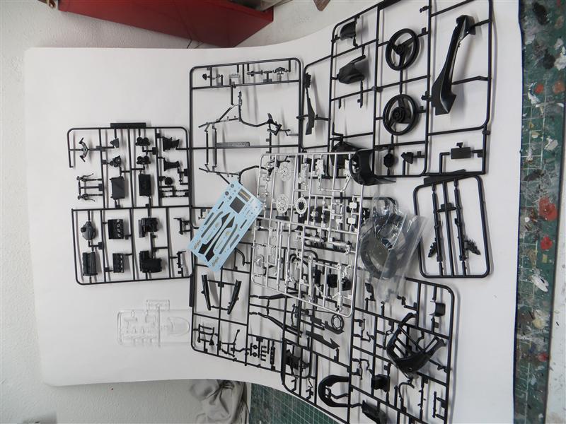 Modelbouw toon onderwerp kawasaki gpz 900r afgerond - De naad bouwen ...