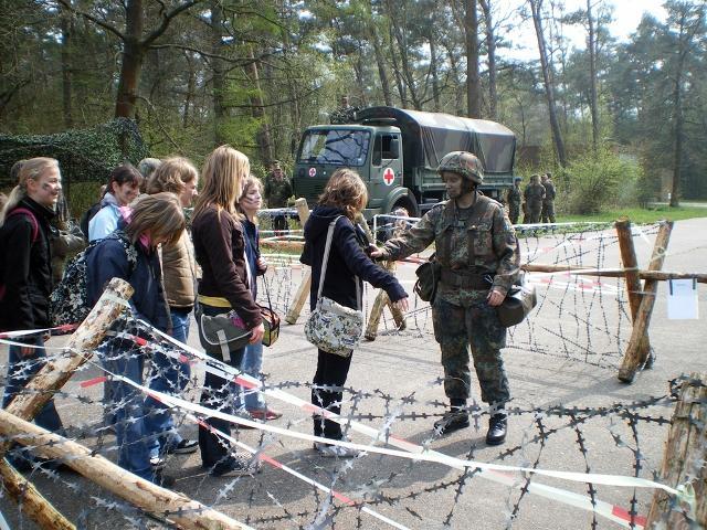 Møt Bundeswehr menn