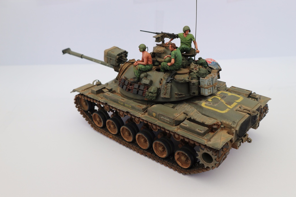 M48A3 side