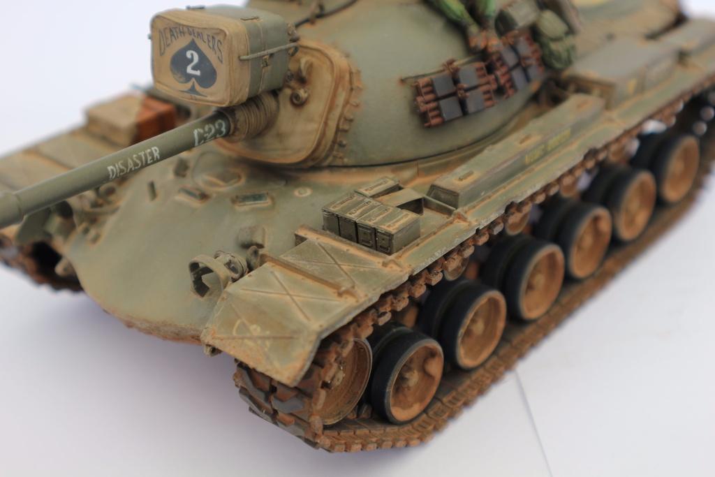 M48A3 detail