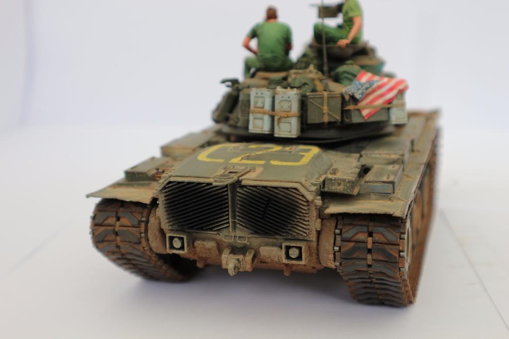 M48A3 rear