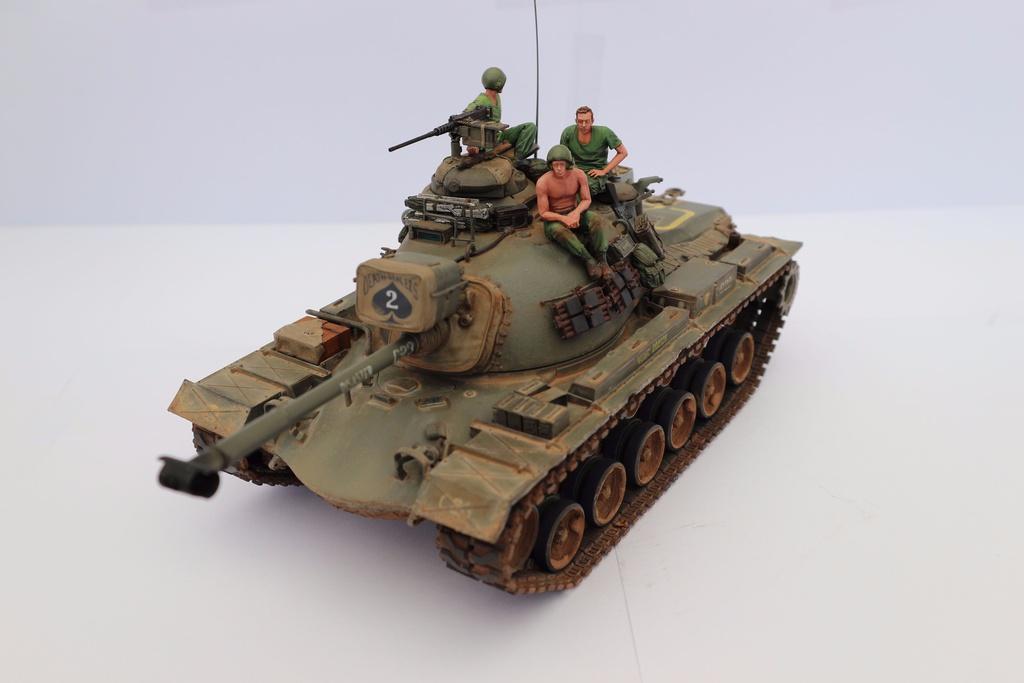 M48A3 front