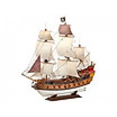 1:72 Revell 05605 Piraten schip