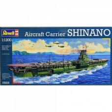 1:1200 Revell 05816 AIRCRAFT CARRIER SHINANO