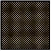 1:12 Carbon Kevlar Plain Weave Black / Amber Composite Fiber