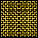 1:24 Kevlar Basket Weave Yellow / Black Composite Fiber