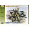1:35 Zvezda 3615 Rus. tank crew