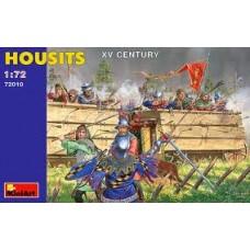 1:72 MiniArt  72010 Housits (Hussites)XV Century