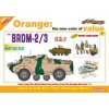 1:35 Dragon 1/35 Orange Value set of BRDM 2/3 with Tank Crew