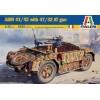 1:35 Italeri ABM 41/42 with 47/32 AT Gun