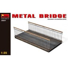 1:35 MiniArt Metal Bridge