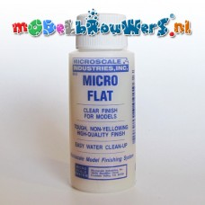 Microscale Flat Coat (mat beschermingslaag)
