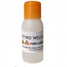 Styro Weld, ultradunne polystyreenlijm