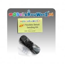 Schuurblokje met 3 pads