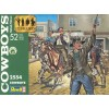 1:72 Revell Cowboys Wild West