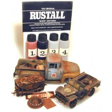 Rustall Weathering System