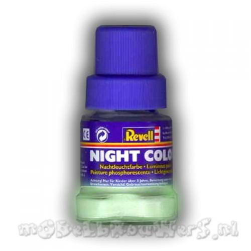 night color lichtgevende verf - Revell Night Color