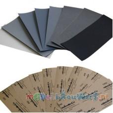 Waterproof schuurpapier (korrel 600)